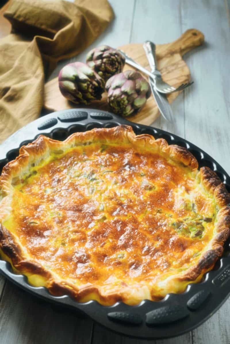 Classic Quiche For the Best Brunch Ever!