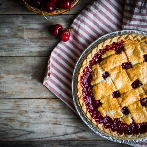 Easiest Cherry Pie