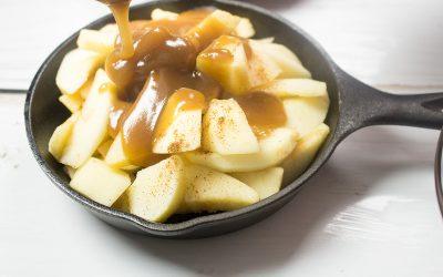 Enjoy This Simple Apple Pandowdy Recipe | Think Apple Cobber!