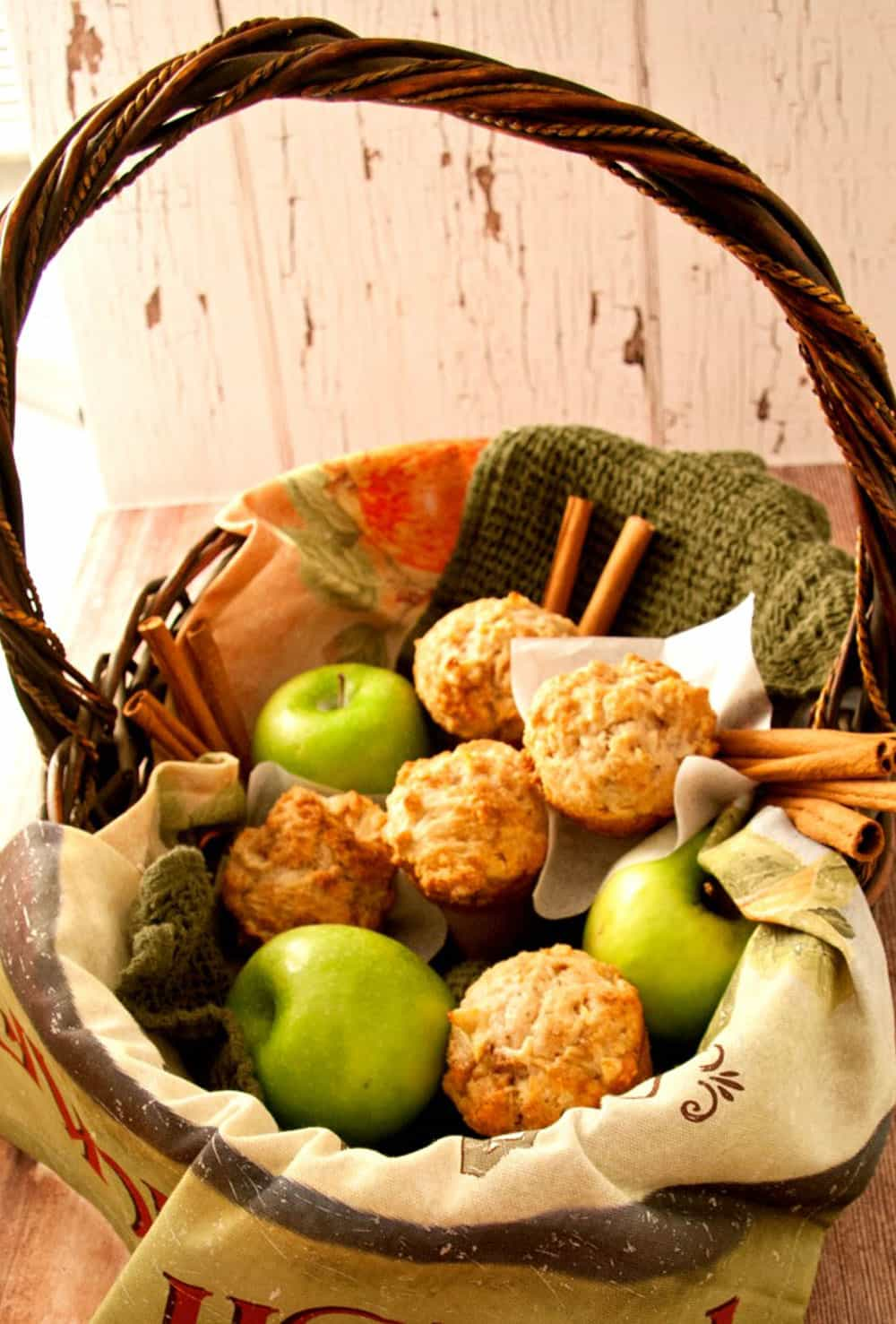Apple Pie Muffin Recipe | A Great Breakfast Choice!