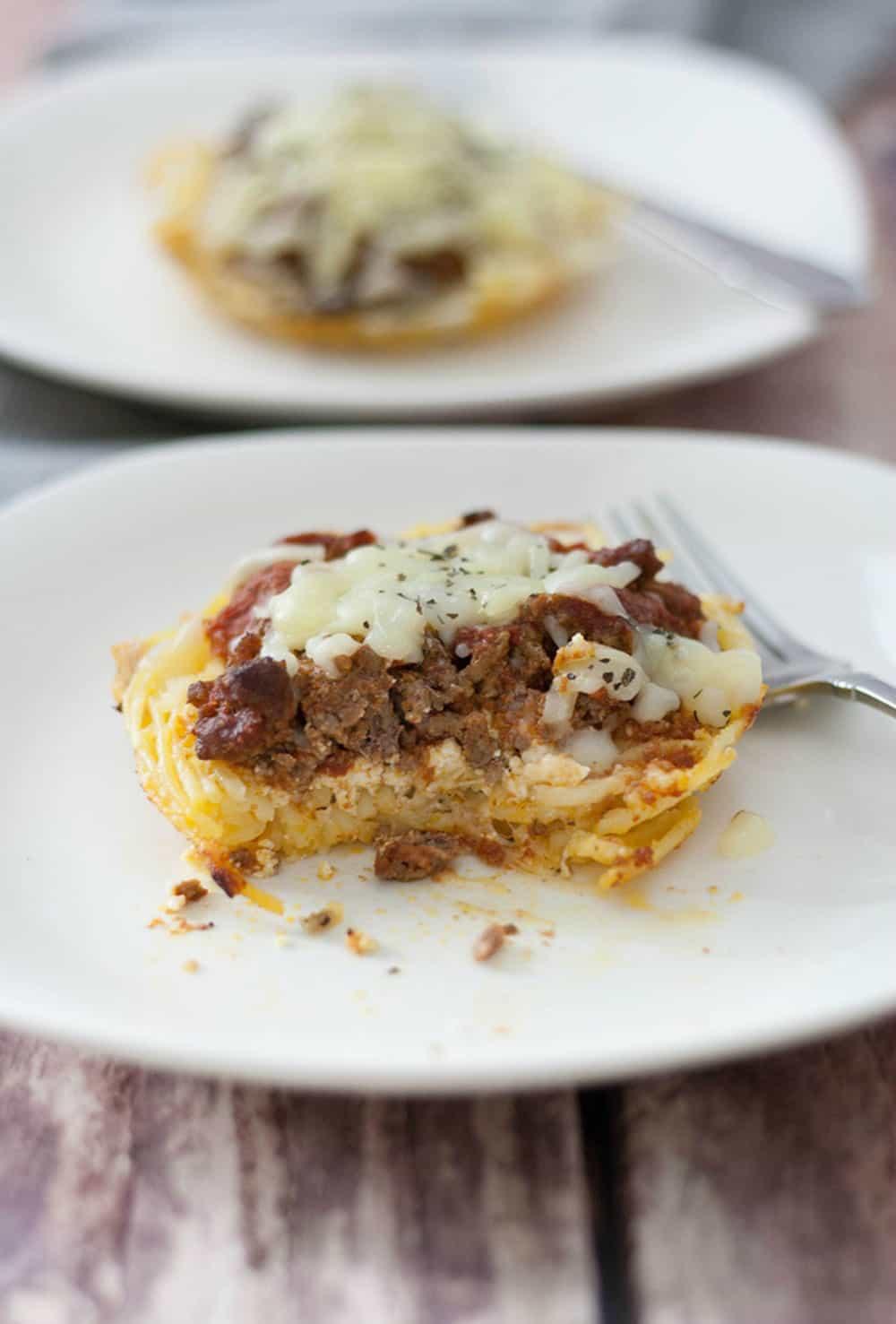 Easy Spaghetti Pie Casserole in 30 Minutes!