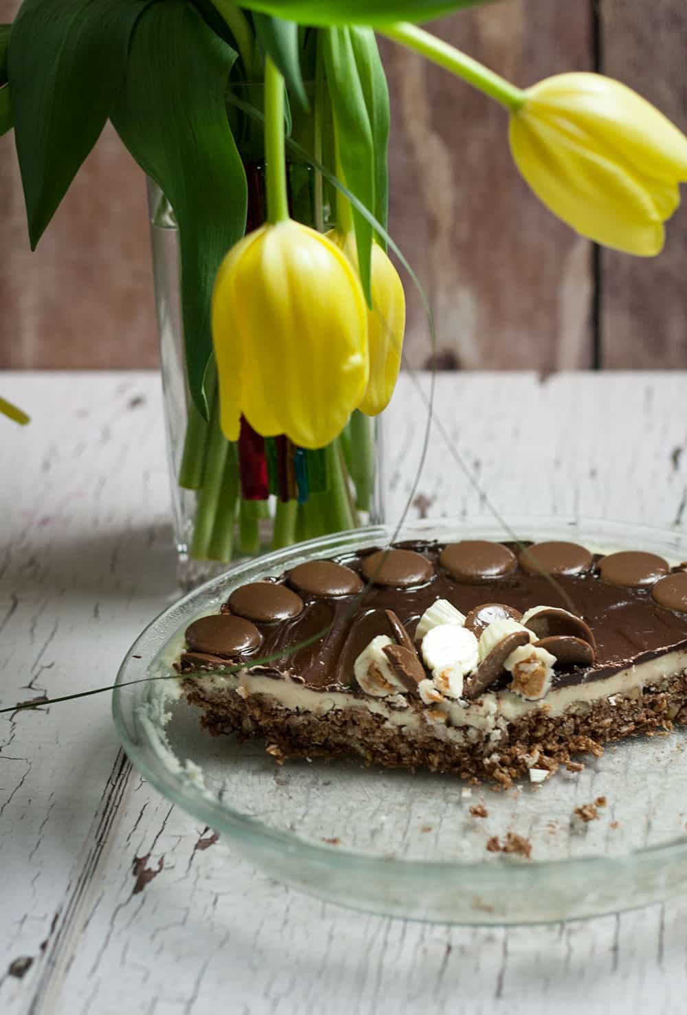 Easy Nanaimo Bars Recipe   The Ultimate Chocolate Pie!