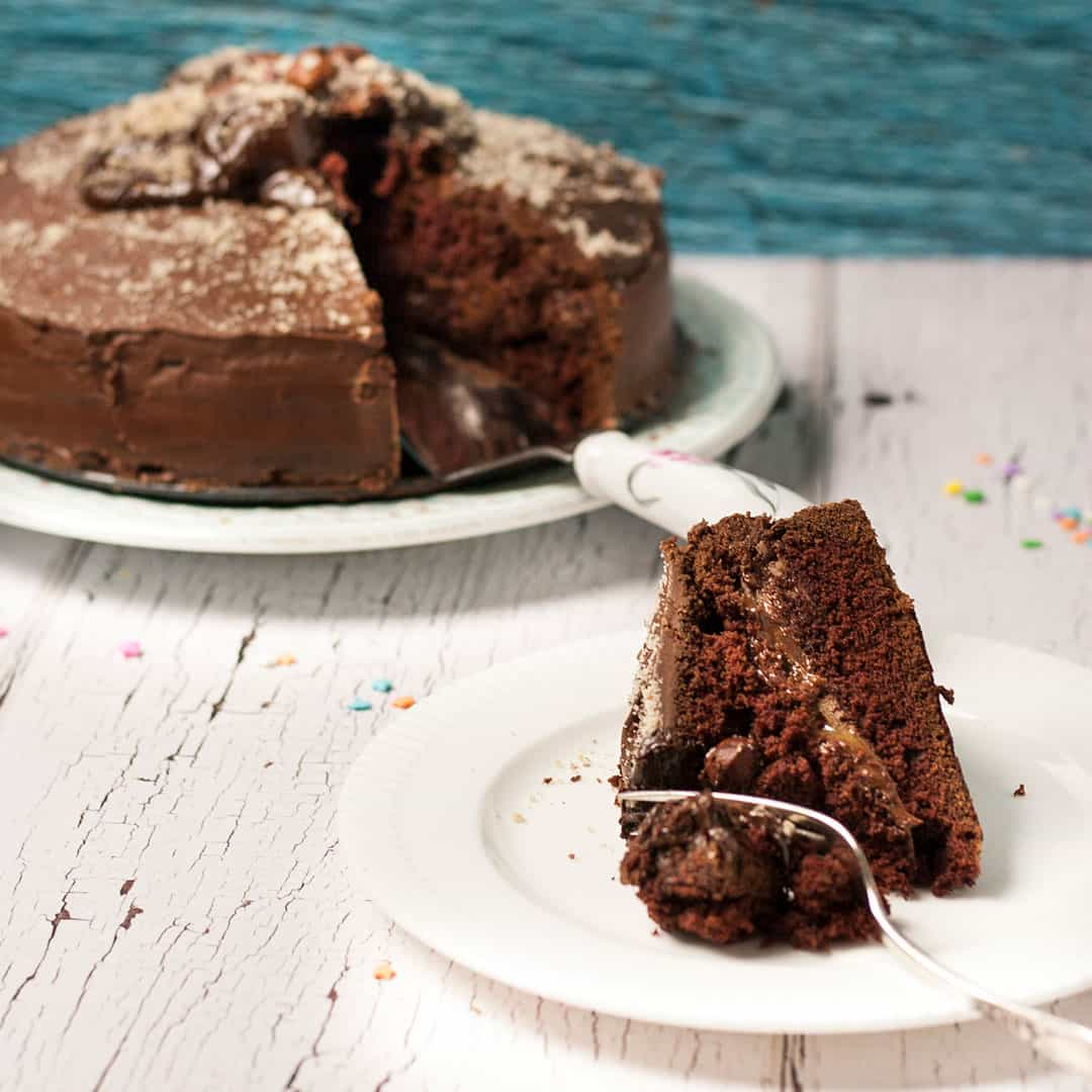 Chocolate Fudge Cake What Dreams Are Made Of