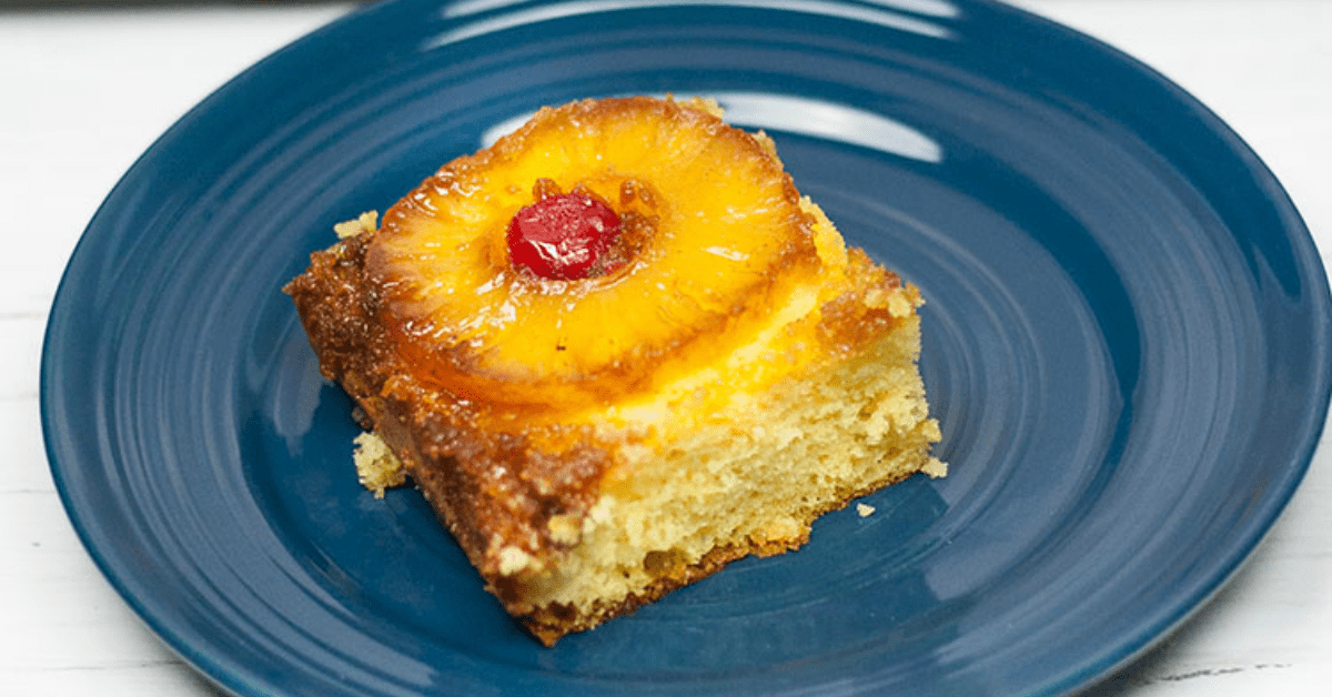 Best Pineapple Upside Down Cake