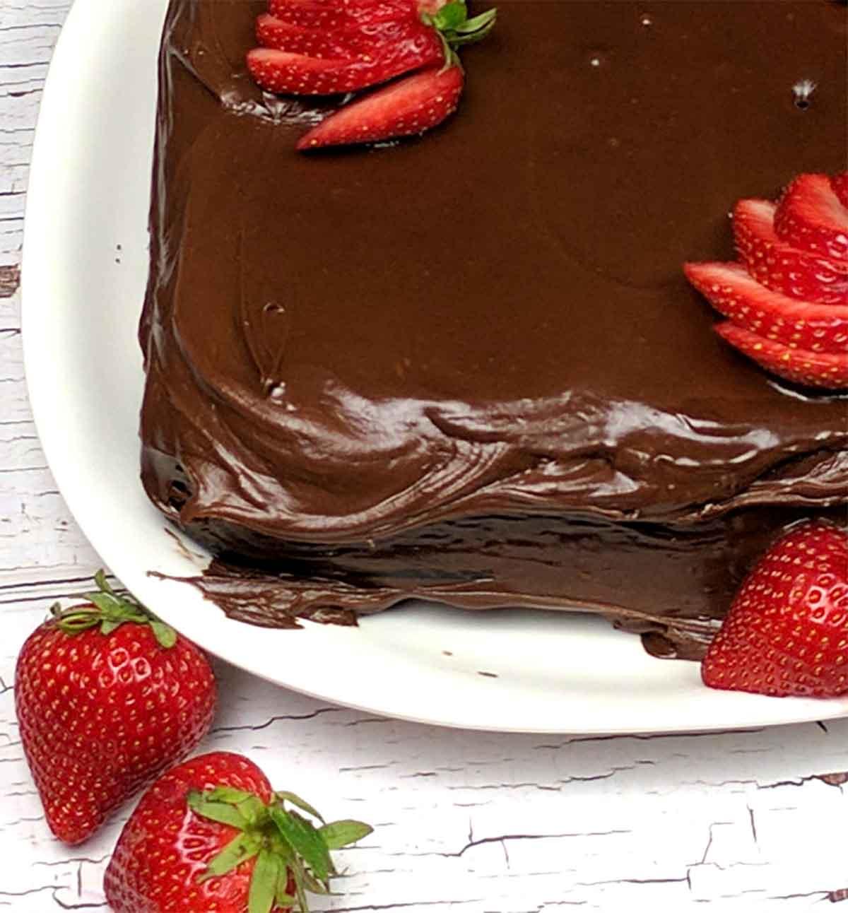 Chocolate Mayonnaise Cake Recipe The Ultimate Chocolate