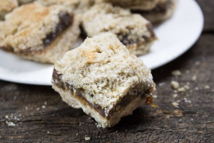 This is the Best Homemade Date Squares Recipe