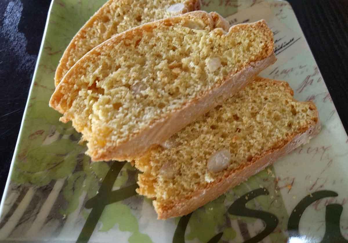Biscotti Recipe Easy Cake Mix