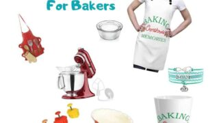collection of gifts for bakers named the ultimate holiday gift guide for bakers