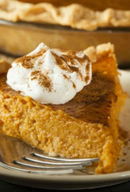 The Best Homemade Pumpkin Pie Recipe!
