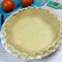Judy's No Fail Perfect Flaky Pie Crust