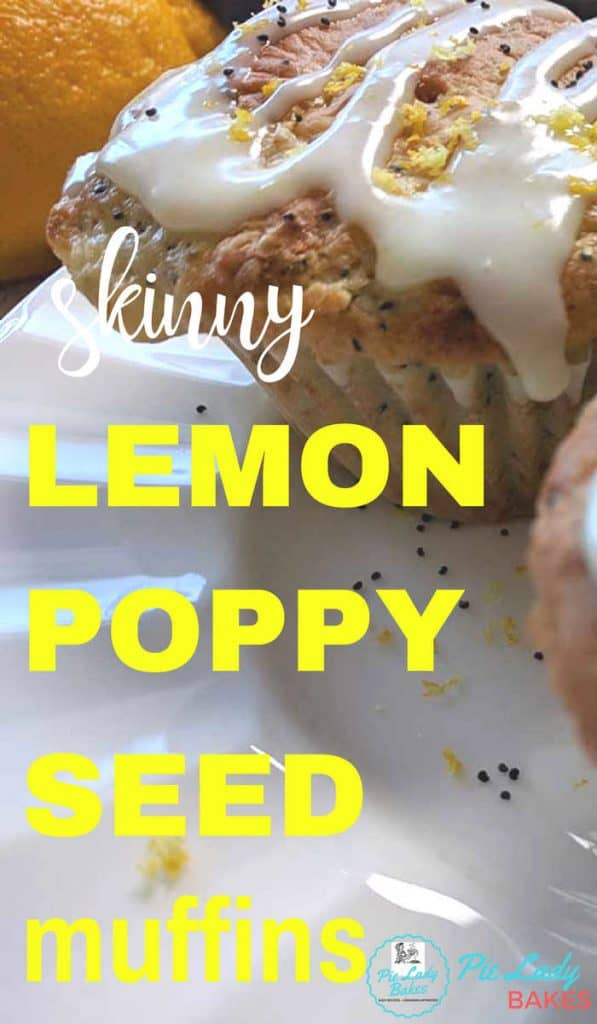 This skinny lemon poppy seed muffin recipe is light on calories - but full of amazing goodness, like yogurt, fresh lemon juice and zest, and eggs. And a cake mix. Yep! A white Duncan Hines Cake Mix. To save you a ton of time and give you outstanding muffins!