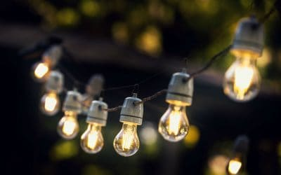 20 Simple DIY Fairy Light Projects You Will Love
