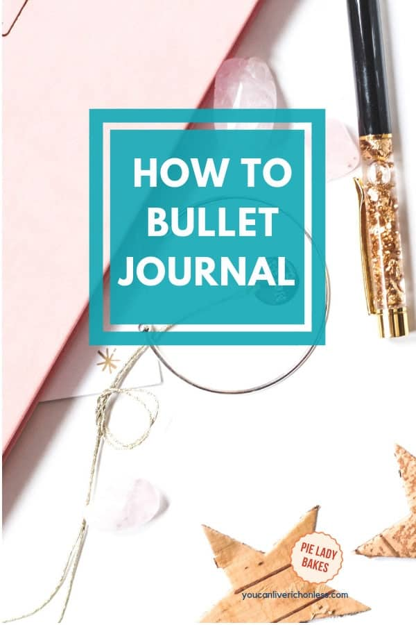Thinking about starting a Bullet Journal?  Everything you need to learn about bullet journals, what you need to get started, guides and videos is right here. #bulletjournal #howtoguides #planners