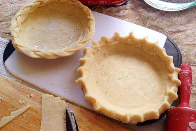 Easy Pie Crust From My Food Processor!