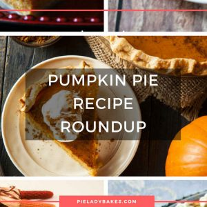 5 Reasons why YOU can make an amazing pumpkin pie for the Holidays or anytime at all really. I love pumpkin pie 24/7, just sayin. This pumpkin pie recipe roundup of 5 easy recipes is here to save the day!