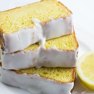 Easy Recipe for Lemon Loaf Cake | Starbucks Copycat Recipe