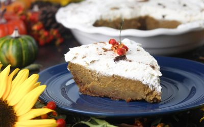 Kahlua (R) Pumpkin Pie Recipe | A Delicious Twist to a Holiday Classic!