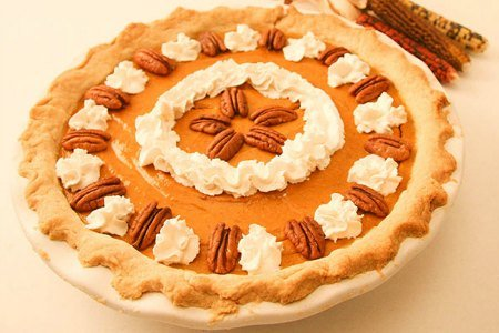 This is The Best Gluten Free Pumpkin Pie Recipe