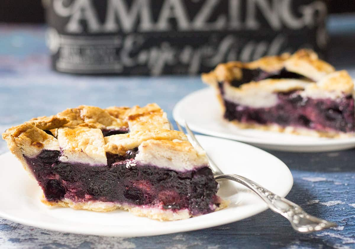 The Best Razzleberry Pie Recipe {VIDEO}