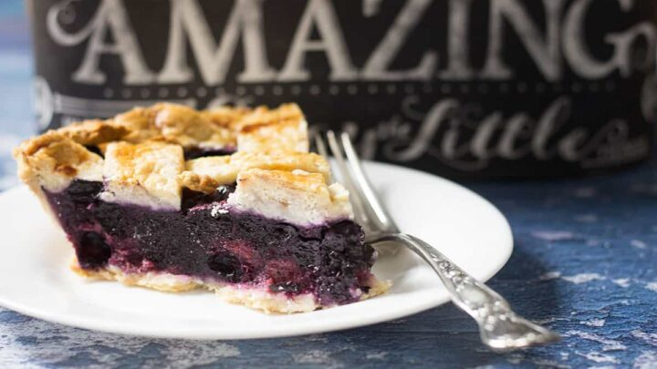 How to Make the Best Razzleberry Pie With A Lattice Pie Crust!