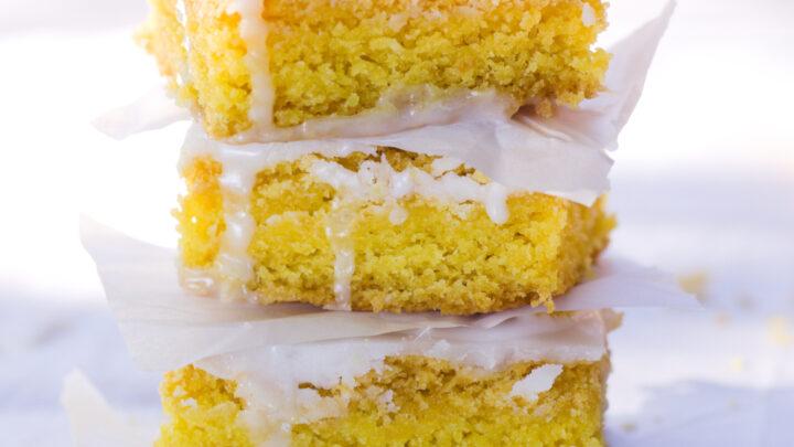 duncanhines lemon cake mix recipe lemon brownies square