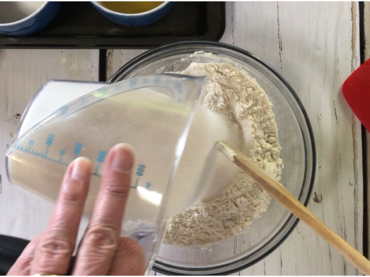 soft sugar cookie recipe without vanilla add sugar and baking soda to flour